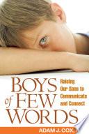 Free Boys of Few Words Read Online
