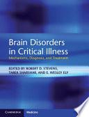 Brain Disorders in Critical Illness Book