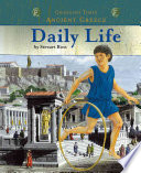 Ancient Greece Daily Life Book