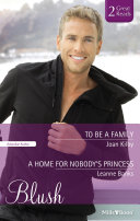 Pdf To Be A Family/A Home For Nobody's Princess