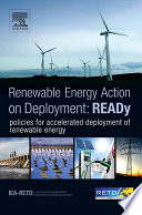 READy  Renewable Energy Action on Deployment Book