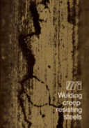 Welding Creep-resisting Steels