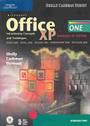 Microsoft Office XP.