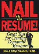 Nail the Resume!