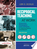 Reciprocal Teaching at Work  3rd Edition