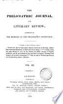 The Philomathic Journal