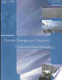 Climate Change and Tourism Book