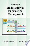 Essentials of Manufacturing Engineering Management