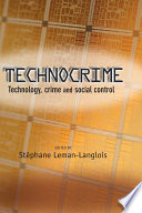 Technocrime Book PDF