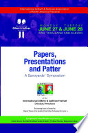 Papers Presentations And Patter A Savoyards Symposium Book PDF