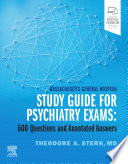 Massachusetts General Hospital Study Guide For Psychiatry Exams E Book Book PDF