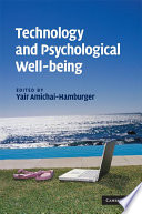 Technology and Psychological Well being