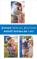 Harlequin Special Edition August 2018 - Box Set 1 of 2