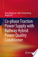 Co phase Traction Power Supply with Railway Hybrid Power Quality Conditioner