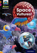 Project X Alien Adventures  Brown Book Band  Oxford Level 10  Space Vultures