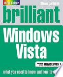 Brilliant Microsoft Windows Vista 2007