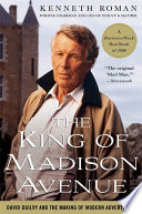 The King of Madison Avenue Book