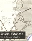Journal d'hygiène Pdf/ePub eBook