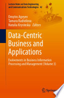 Data Centric Business And Applications Book PDF