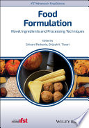 Food Formulation Book