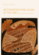 Pdf Wittgenstein and Lacan at the Limit Telecharger