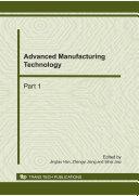 Advanced Manufacturing Technology, ICAMMP 2010 Pdf/ePub eBook