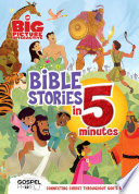 The Big Picture Interactive Bible Stories in 5 Minutes, Padded Cover