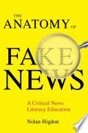 The Anatomy of Fake News Book PDF