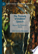 The Prosody of Dubbed Speech