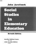 Social Studies in Elementary Education Book