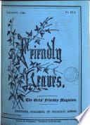 Friendly leaves  ed  by mrs  J  Mercier