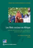 Les filets sociaux en Afrique