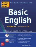 Pdf Practice Makes Perfect: Basic English, Premium Third Edition Telecharger