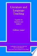 Literature and Language Teaching