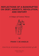 Reflections of a Bankruptee on Debt, Amnesty, Revolution, and History ebook