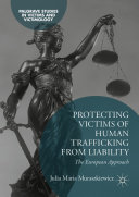 Protecting Victims of Human Trafficking From Liability Pdf/ePub eBook