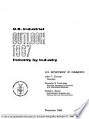 U.S. Industrial Outlook