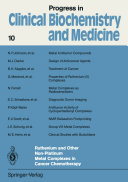 Ruthenium and Other Non-Platinum Metal Complexes in Cancer Chemotherapy