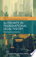 Authorities Conflicts Cooperation And Transnational Legal Theory [Pdf/ePub] eBook