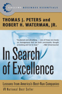 In Search of Excellence [Pdf/ePub] eBook