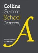 Collins German School Dictionary