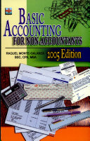 Basic Accounting for Non-accountants' 2005 Ed.