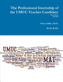 Pdf The Professional Internship of the UMUC Teacher Candidate