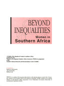 Beyond Inequalities