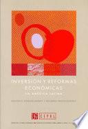 Inversión y reformas económicas en América Latina