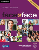 Face2face Upper Intermediate Student s Book with DVD ROM