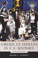 American Indians in U S  History Book PDF