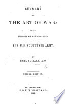 Summary of the Art of War     Second edition