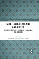 Self Transcendence and Virtue