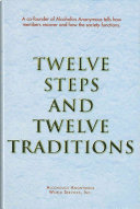 Twelve Steps and Twelve Traditions Trade Edition Book